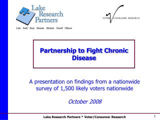 Partnership to Fight Chronic Disease