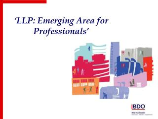 'LLP: Emerging Area for Professionals'