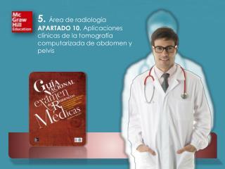5 .  Área de radiología