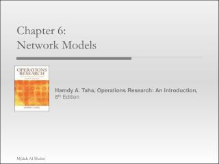 Chapter 6: Network Models