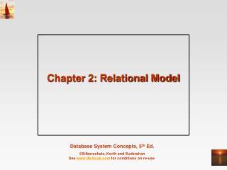 Chapter 2: Relational Model