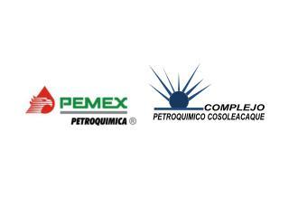 Logos PEMEX PETROQUIMICA  Y CPC COSOLEACAQUE