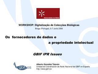 WORKSHOP: Digitalização de Colecções Biológicas