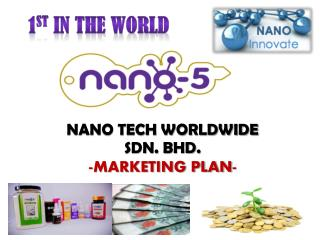 NANO TECH WORLDWIDE  SDN. BHD. -MARKETING PLAN-