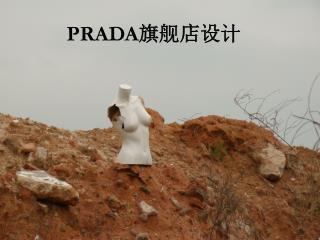 PRADA 旗舰店设计