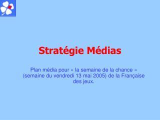 Stratégie Médias