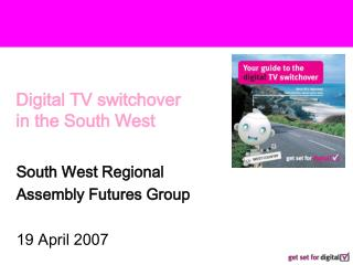 Digital TV switchover  in the South West
