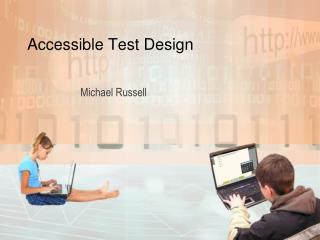 Accessible Test Design