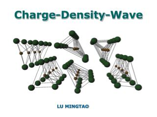 Charge-Density-Wave
