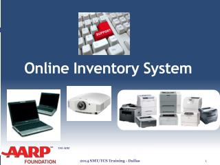 Online Inventory System