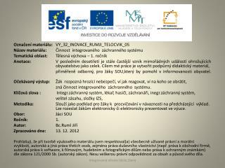 Označení materiálu: VY_32_INOVACE_RUMJI_TELOCVIK_05