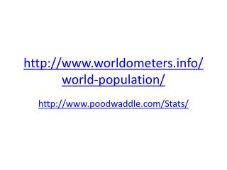 worldometers/world-population /