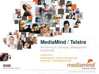 MediaMind / Telstra