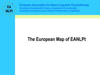 The European Map of EANLPt