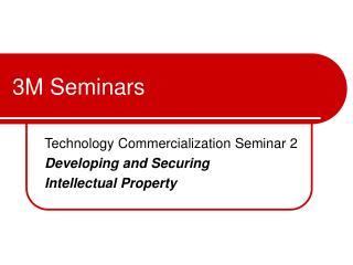 3M Seminars