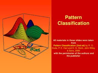 Chapter 3: Maximum-Likelihood & Bayesian Parameter Estimation (part 1)