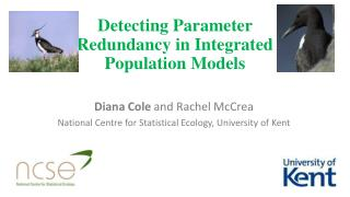 Detecting  Parameter  R edundancy  in  Integrated Population Models