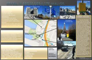 Brooklyn Bridge Pier 6 Site analysis