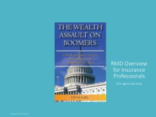RMD Overview for Insurance Professionals (For agent use only)