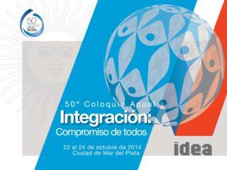 Potencialidades para el Desarrollo de la Argentina La Visión de la  Industria del Acero