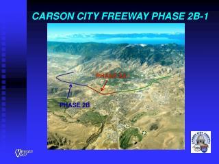 CARSON CITY FREEWAY PHASE 2B-1