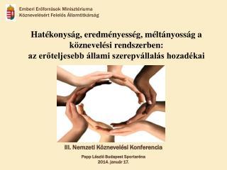 Emberi Erőforrások Minisztériuma Köznevelésért Felelős Államtitkárság