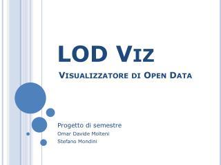 LOD Viz