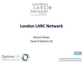 London LARC Network