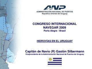 Capitán de Navío (R) Gastón Silbermann