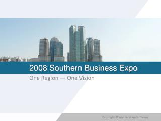 2008 Southern Business Expo