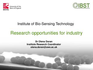 Research opportunities for industry