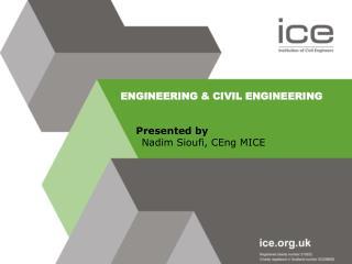 ENGINEERING  CIVIL ENGINEERING