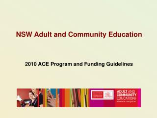 NSW Adult and Community Education