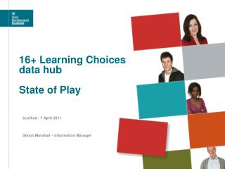 16+ Learning Choices  data hub State of Play