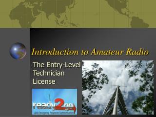 W.H.E.R.E. Amateur Radio Club  Computer Based  Technician  Course