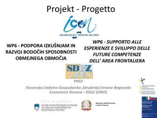Projekt - Progetto