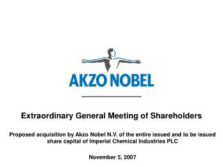Extraordinary General Meeting of Shareholders