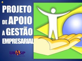 PROJETO DE  APOIO À  GESTÃO EMPRESARIAL