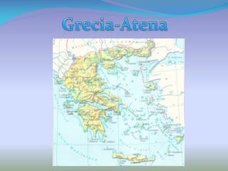 Grecia-Atena