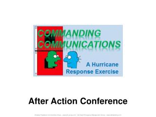 After Action Conference