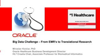 What is Big Data Why it is important for Healthcare Providers Now