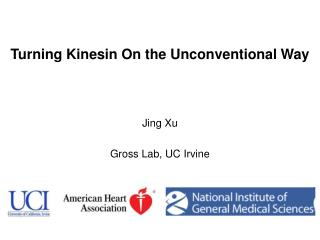Turning Kinesin On the Unconventional Way