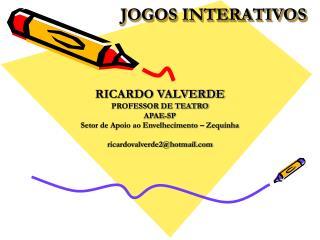 JOGOS INTERATIVOS
