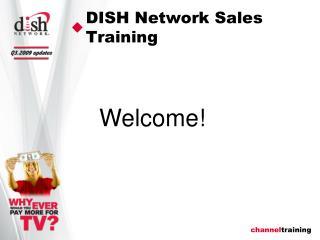 DISH Network Sales Training