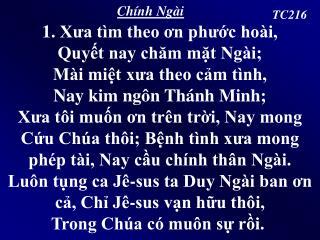 Ch�nh Ng�i