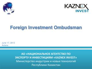 Foreign Investment Ombudsman