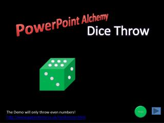 Dice Throw