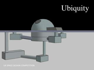 UK SPACE DESIGN COMPETITION