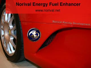 Norival Energy Fuel Enhancer