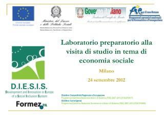 Obiettivo Competitivit� Regionale e Occupazione